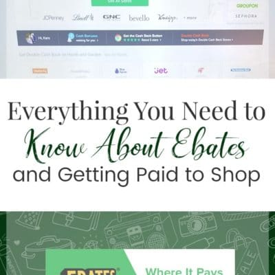 Everything You Need to Know About Earning Cash Back with Ebates