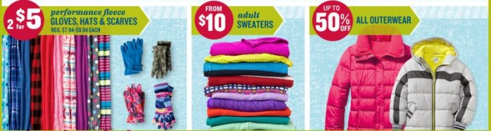 take a look at a few of the great deals at old navy this week