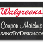 Walgreens coupon matchup