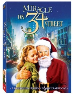 Miracle on 34th st