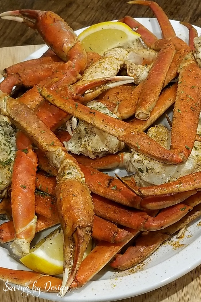 crab legs recipe - beer boiling crab legs