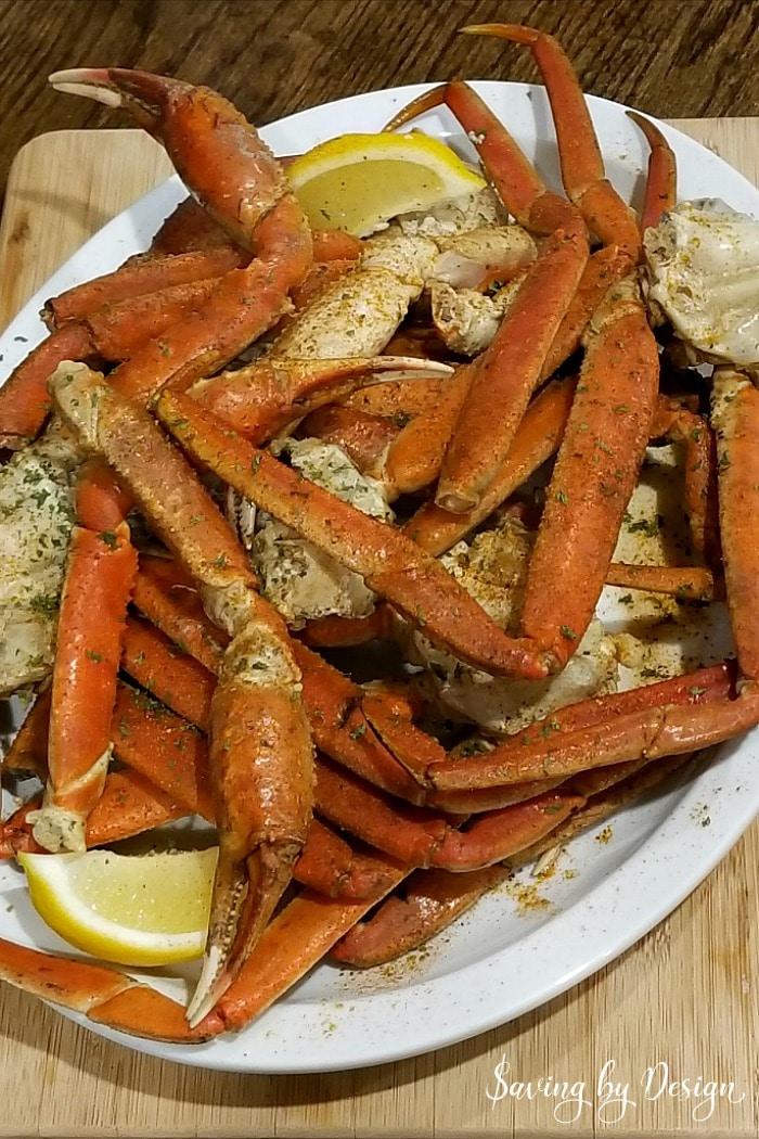 crab legs recipe - how to cook crab legs