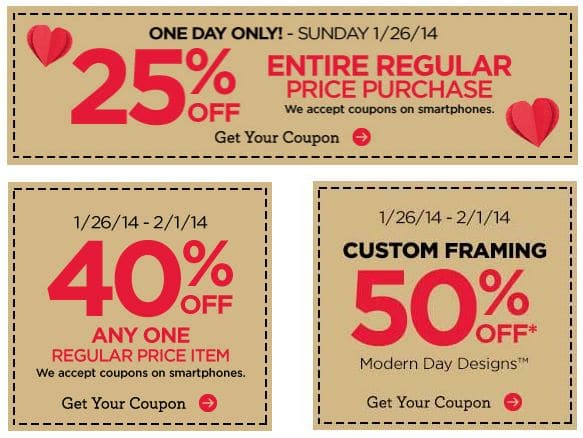 Michaels mobile coupons 2018
