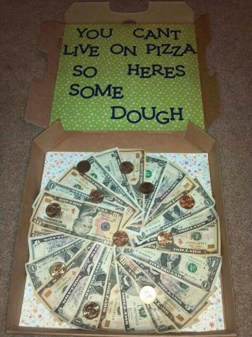 Fun graduation gift ideas for kindergarten to college for Cool ideas to make money