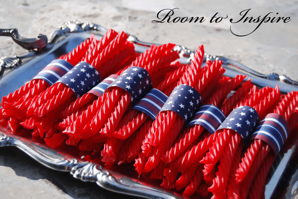 4th of July candy bundles
