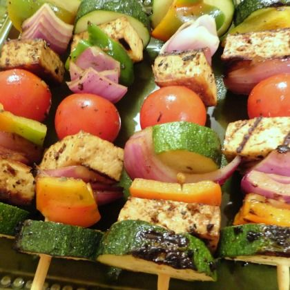 12 Awesomely Delicious Kabob Recipe Ideas