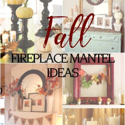 10 Fall Mantel Decor Ideas to Celebrate the Beauty of the Season