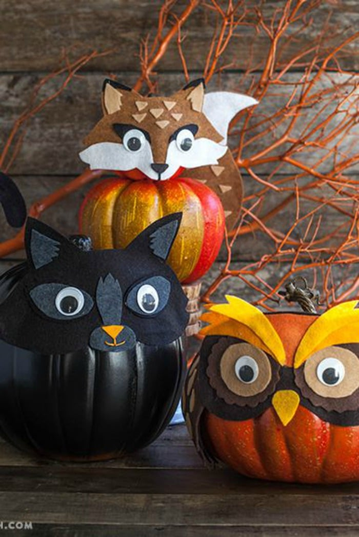Pumpkin Decorating Ideas For Halloween Saving By Design
