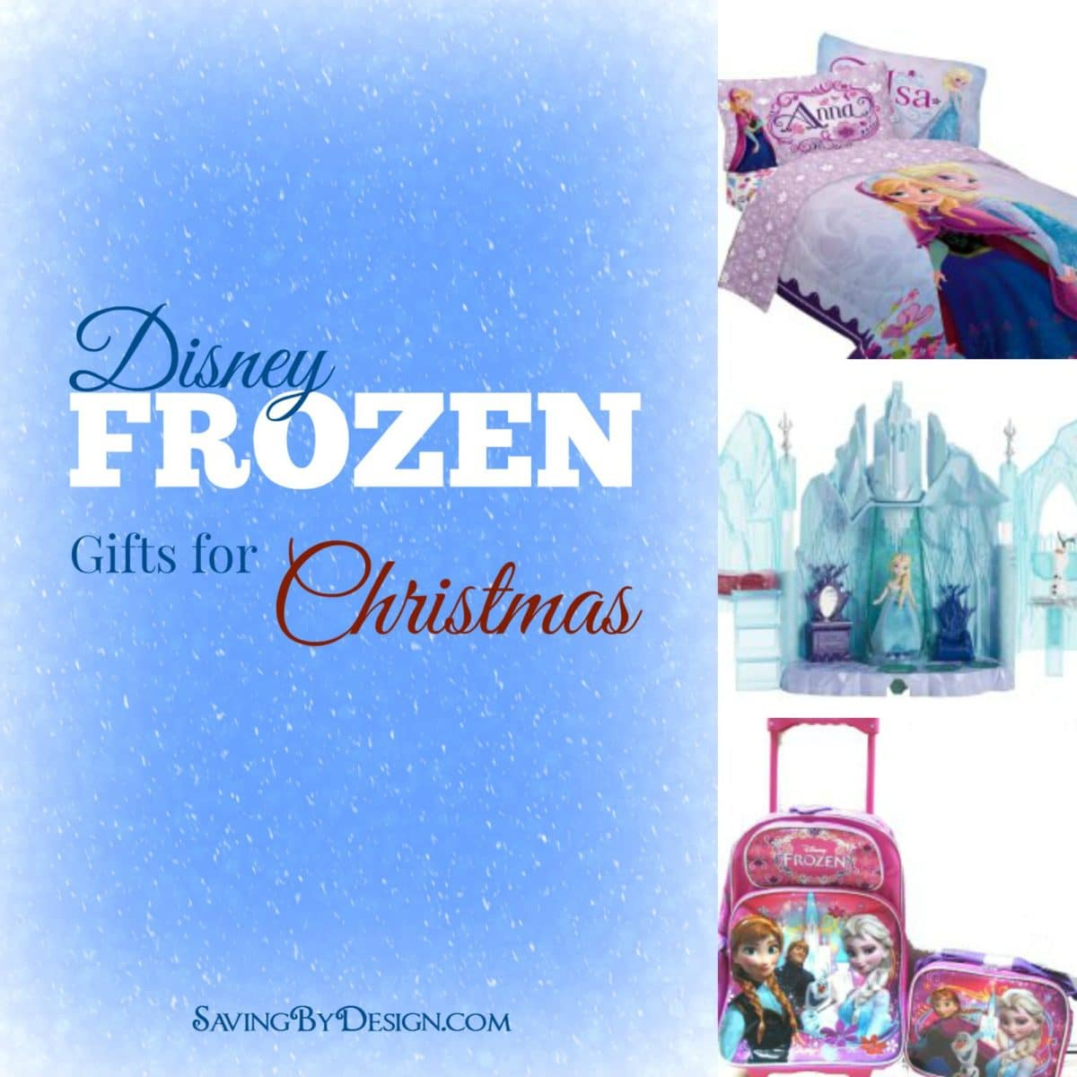 Top Disney Frozen Gifts for Christmas