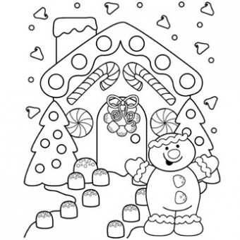 These Free Christmas Coloring Pages Will Help Get Everyone In The Holiday Spirit While You Enjoy