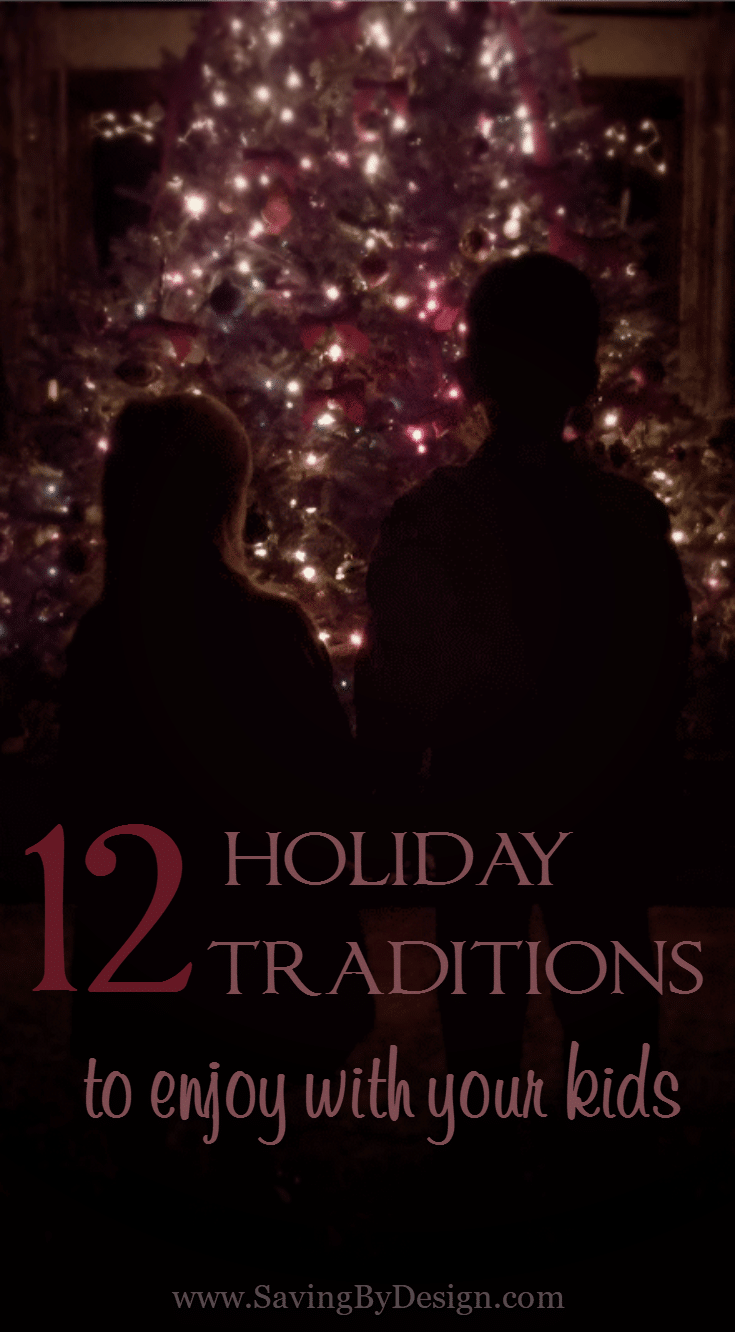 There are so many fun, inexpensive holiday traditions to enjoy with your family during this most wonderful time of the year!