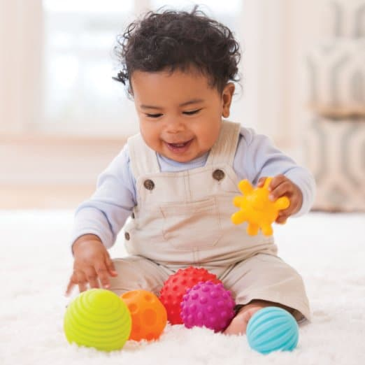 Easter basket fillers for babies