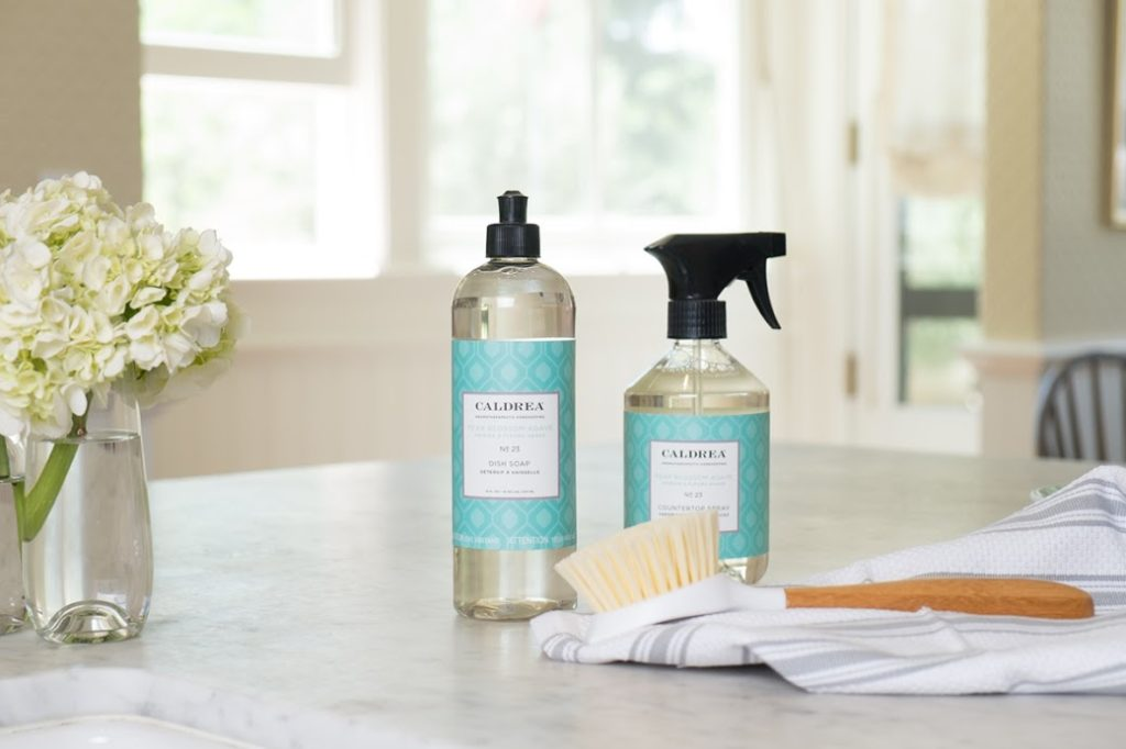 free summer caldrea kit from grove collaborative you need these cleaners saving by design. Black Bedroom Furniture Sets. Home Design Ideas