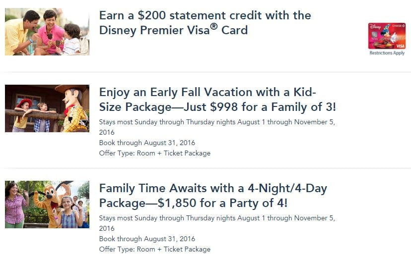 Having just taken our first family trip to Disney, I'm now happy to say it's really is possible to take a family vacation to Disney World for under $3000!