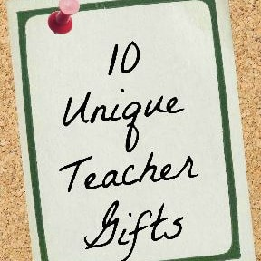 This year give your teacher the best gift. Surprise them with one of these unique teacher gifts they would love to have for the end of the school year!