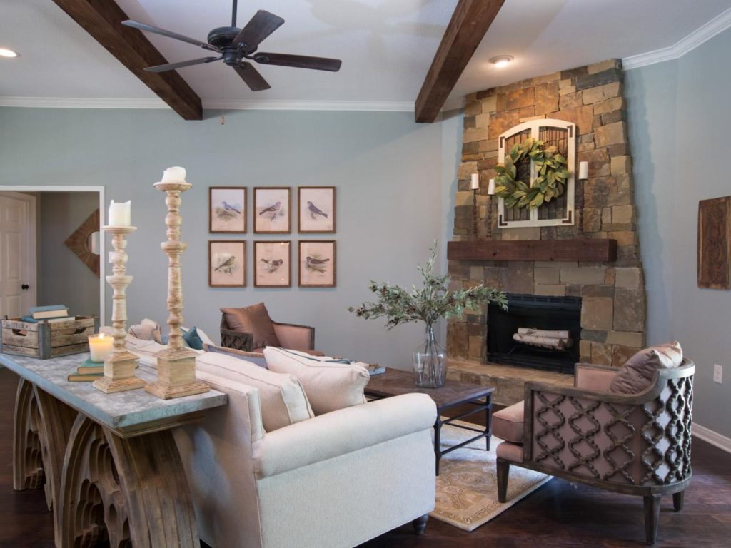 9 Fixer Upper Fireplace Mantel Decor Ideas You Can Create