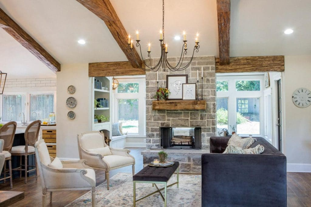 Fireplace Mantel Decor Ideas Fixer Upper Mantel
