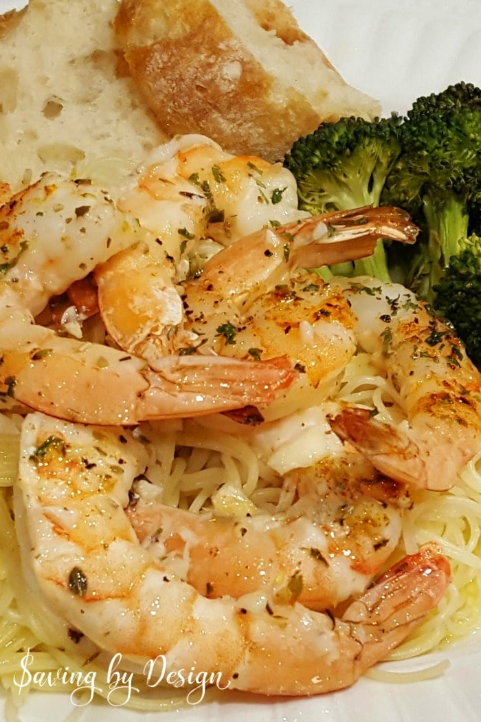 Baked Shrimp Scampi Recipe The Perfect Shrimp Scampi Is Easy