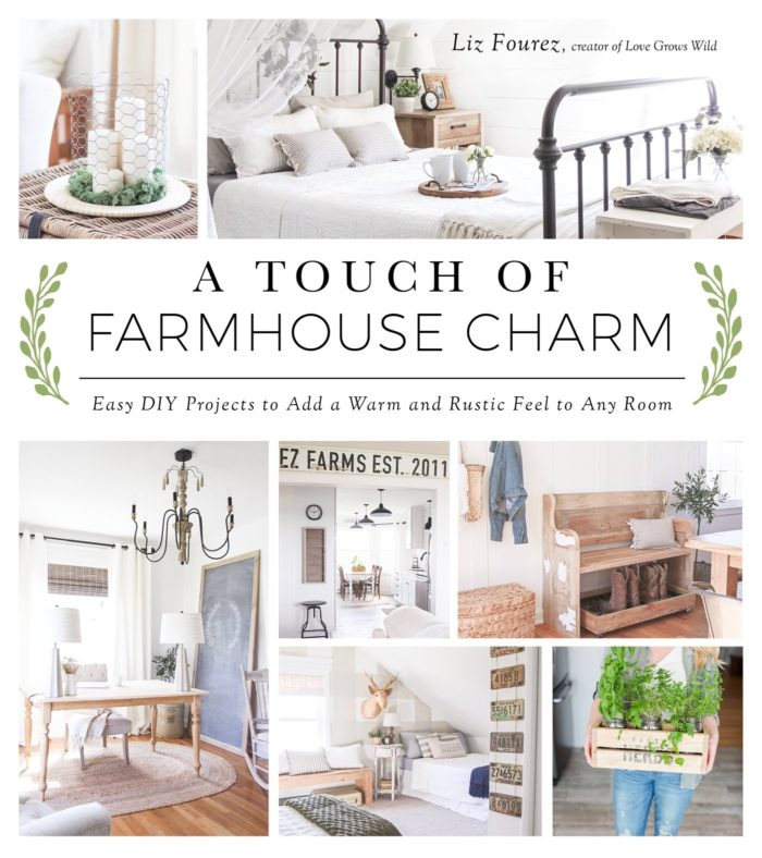 A Touch of Farmhouse Charm book