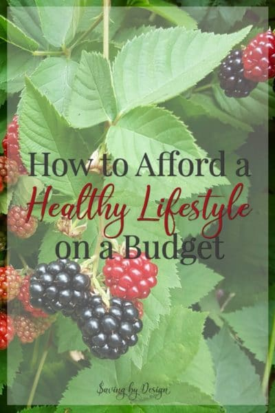 How to Live a Healthy Lifestyle on a Budget – Whole Foods, Natural Products, and Getting Fit