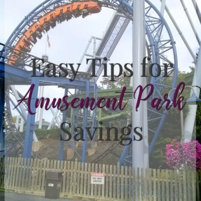 Save at Amusement Parks with These 3 Easy Tips