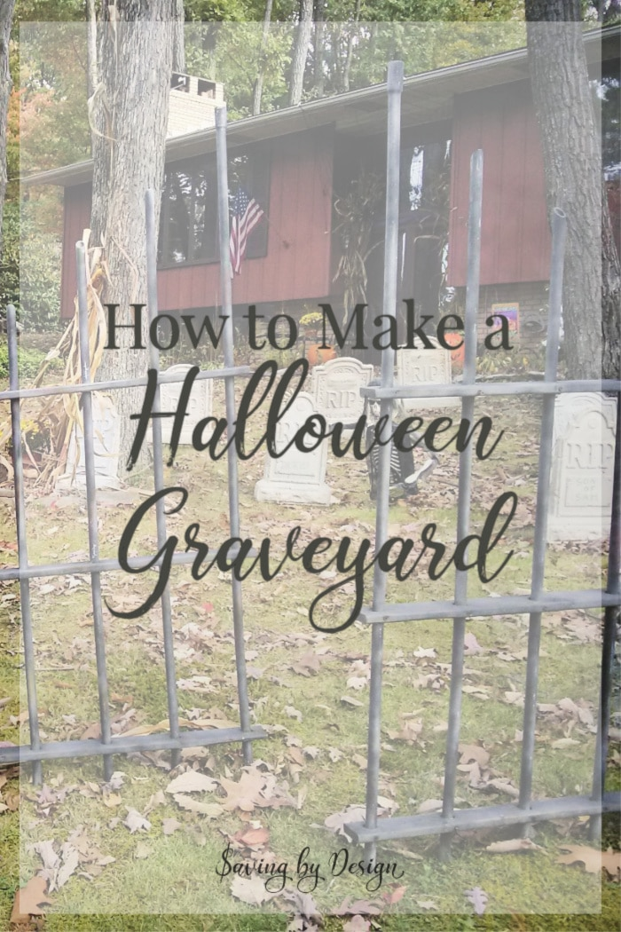 diy outdoor halloween decorations