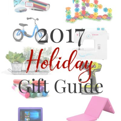 2017 Holiday Gift Guide – My favorite gifts for everyone on your list