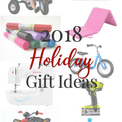 2018 Holiday Gift Guide – My favorite gifts for everyone on your list