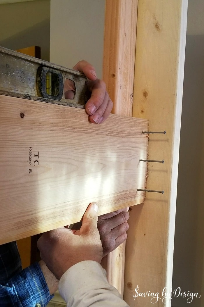 attaching loft bed frame