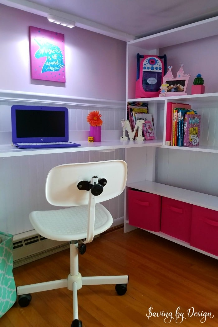 Loft Bed Desk And Bookcase