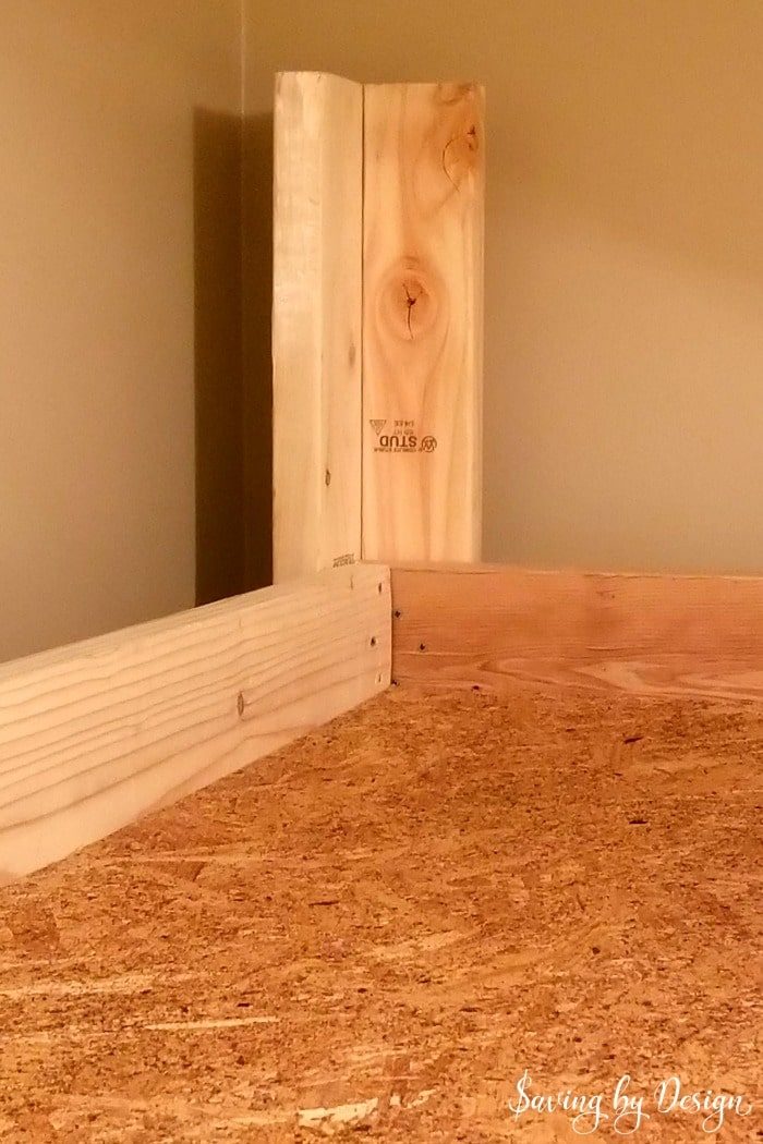 plywood as mattress support for loft bed
