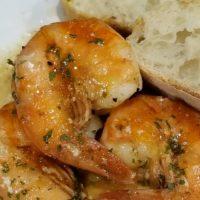Baked BBQ Shrimp